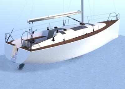 Imbarcazione da diporto 10 metri